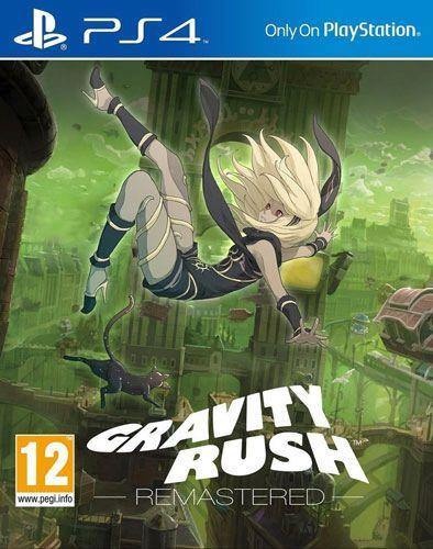 Gravity Rush - Remastered [PS4]