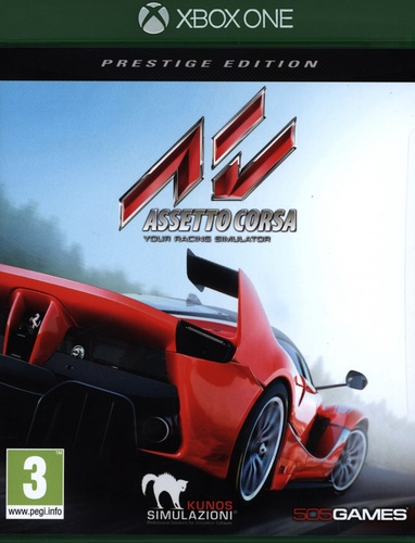 Assetto Corsa - Racing Simulator [XONE]