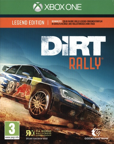 DiRT Rally Legend Edition [XONE]