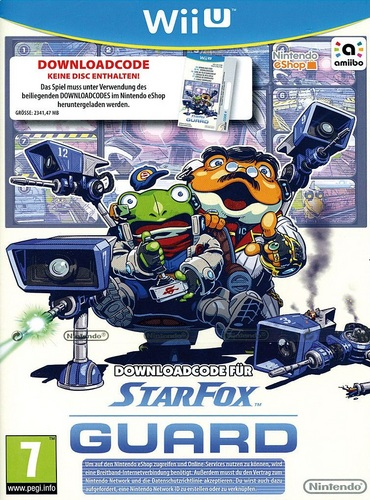 Star Fox Zero Guard