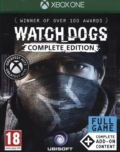 Watch Dogs - Complete Edition [XONE]