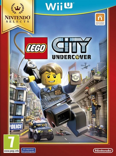 Nintendo Selects : LEGO City Undercover
