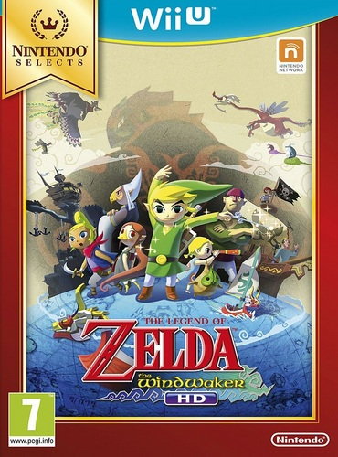 Nintendo Selects: The Legend of Zelda - The Windwaker HD