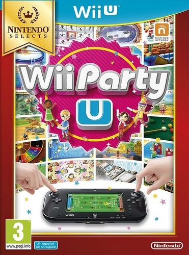 Nintendo Selects: Wii Party U