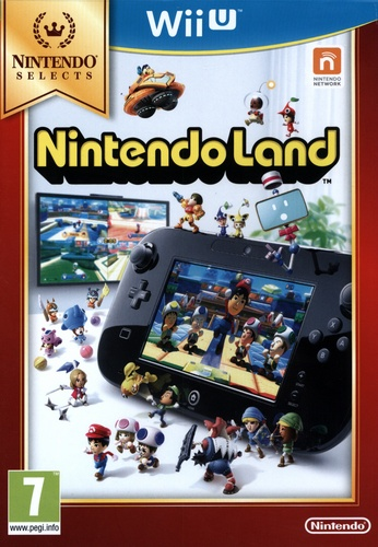 Nintendo Selects : Nintendo Land