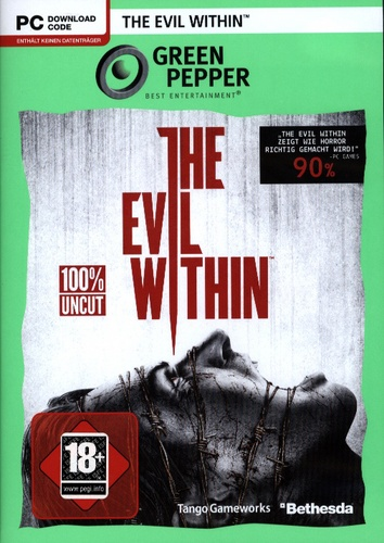 Green Pepper: The Evil Within