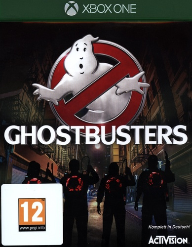 Ghostbusters [XONE]