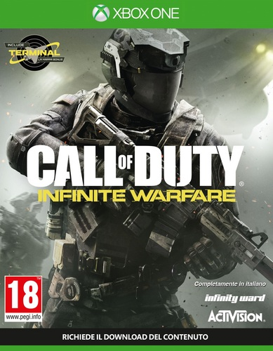 Call of Duty: Infinite Warfare - Standard Edition inkl. Terminal [XONE]