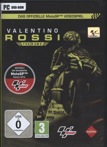 MotoGP 16: Valentino Rossi - The Game [DVD]