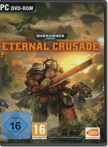 Warhammer 40.000 - Eternal Crusade [DVD]