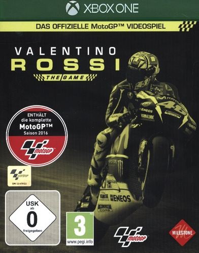 MotoGP 16: Valentino Rossi - The Game [XONE]