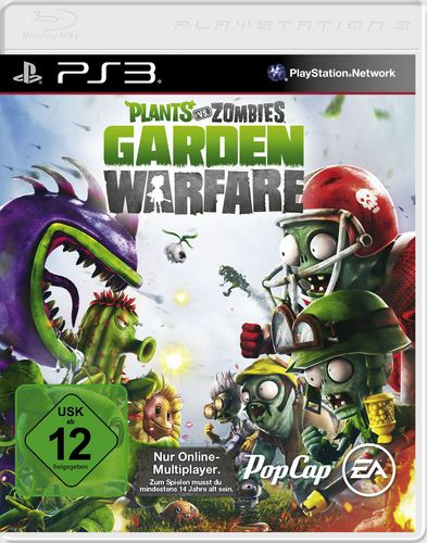 Plants vs. Zombies: Garden Warfare 1