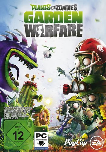 Pyramide: Plants vs. Zombies - Garden Warfare 1 [DVD]