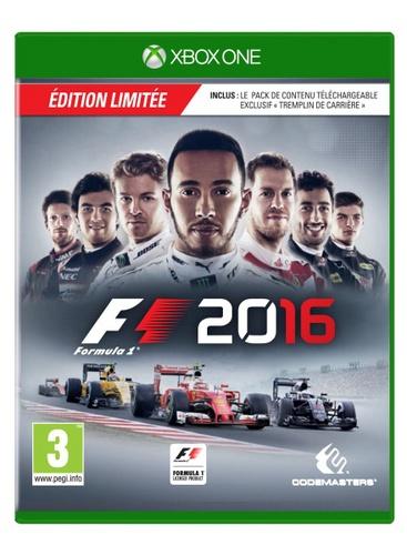 F1 2016 Limited Edition [XONE]