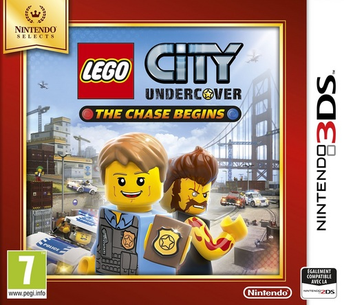 Nintendo Selects : LEGO City Undercover - The Chase Begins