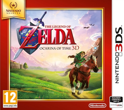 Nintendo Selects : The Legend of Zelda - Ocarina of Time 3D