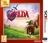 Nintendo Selects: The Legend of Zelda - Ocarina of Time 3D