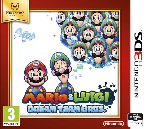 Nintendo Selects: Mario & Luigi - Dream Team Bros.