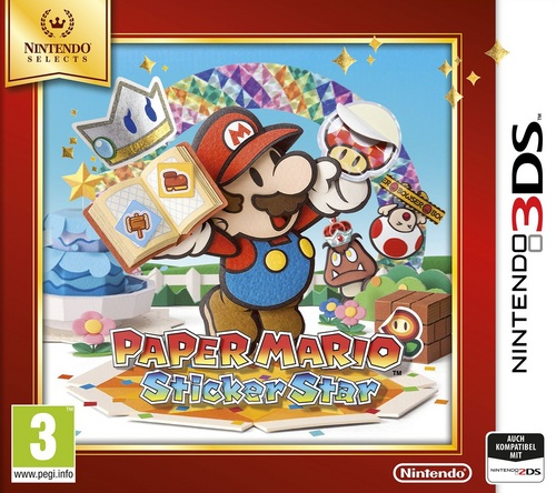 Nintendo Selects: Paper Mario - Sticker Star