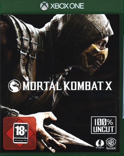 Mortal Kombat X [XONE]