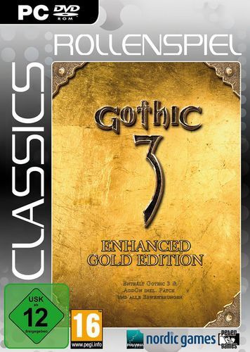 Classics Rollenspiel: Gothic 3 - Enhanced Gold Edition [DVD]