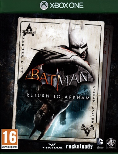 Batman: Return to Arkham [XONE]