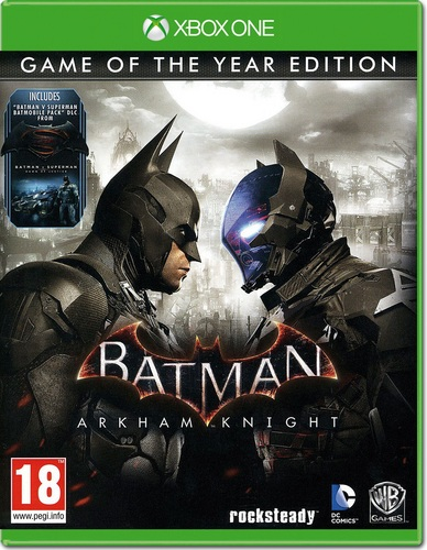 Batman: Arkham Knight - Game of the Year Edition [XONE]