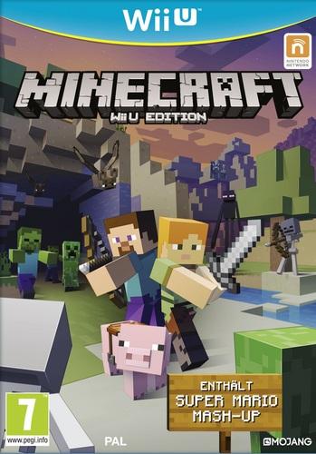 Minecraft Wii U Edition - Enthält Super Mario Mash-Up
