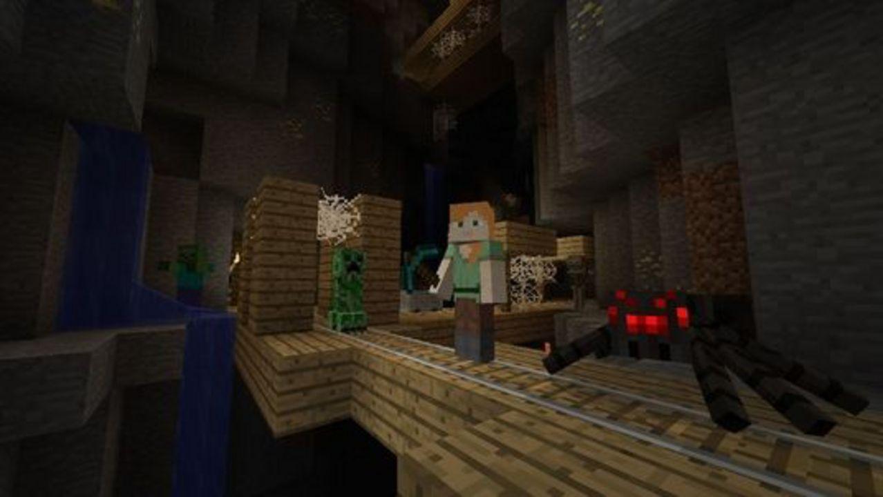 Minecraft Wii U Edition Enthält Super Mario MashUp Wii U D - Minecraft wii u spielen
