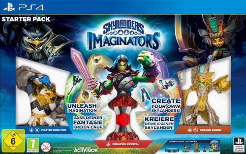 Skylanders Imaginators Starter Pack [PS4]