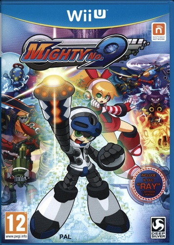 Mighty No. 9 - Ray-Edition
