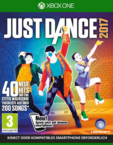 Just Dance 2017 [XONE]