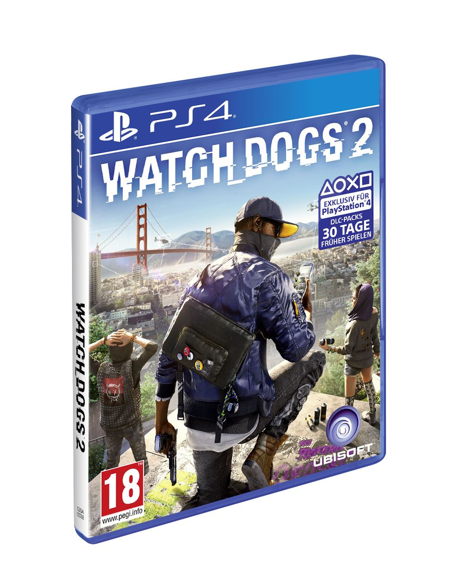 Watch Dogs  Ps Plus Required