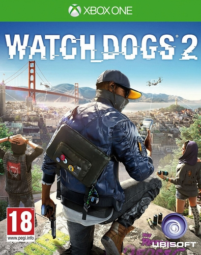 Watch Dogs 2 [XONE]