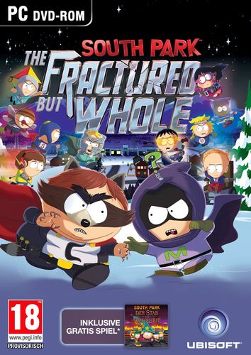 South Park - The Fractured But Whole [DVD]