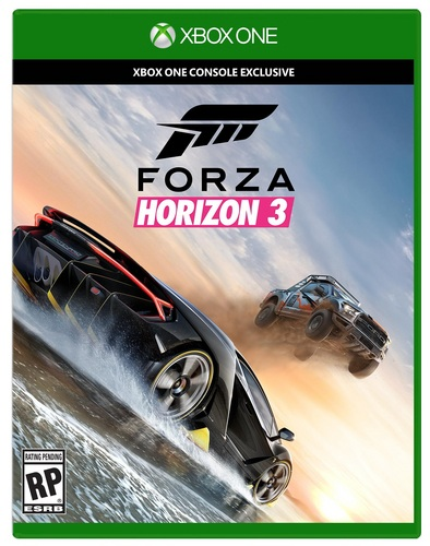 Forza Horizon 3 [XONE]