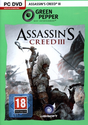 Green Pepper: Assassin's Creed 3 [DVD]