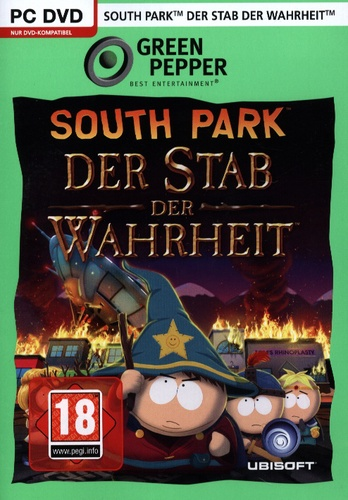 Green Pepper: South Park - Stab der Wahrheit [DVD]