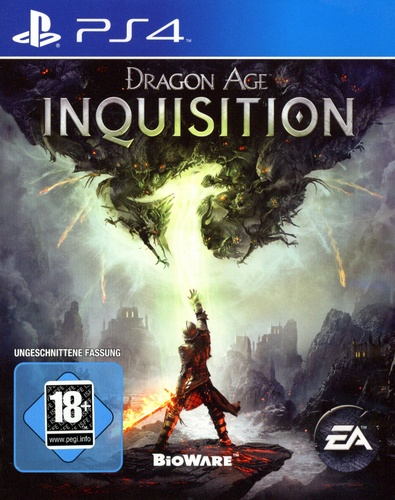 Dragon Age - Inquisition [PS4]