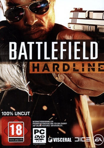 Pyramide: Battlefield Hardline [DVD]