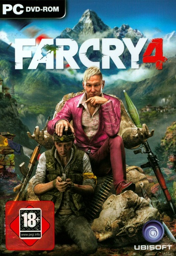 Pyramide: Far Cry 4 [DVD]