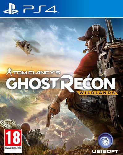 Tom Clancy's Ghost Recon - Wildlands [PS4]