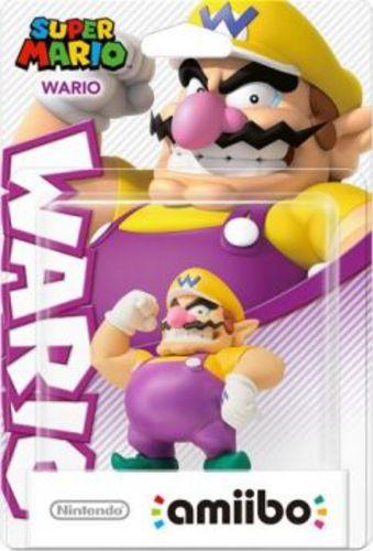 amiibo Super Mario Character - Wario