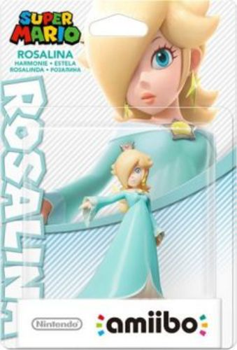 amiibo Super Mario Character - Rosalina