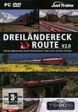 Dreiländereck Route V2.0 für TS2016 [Add-On] [DVD]