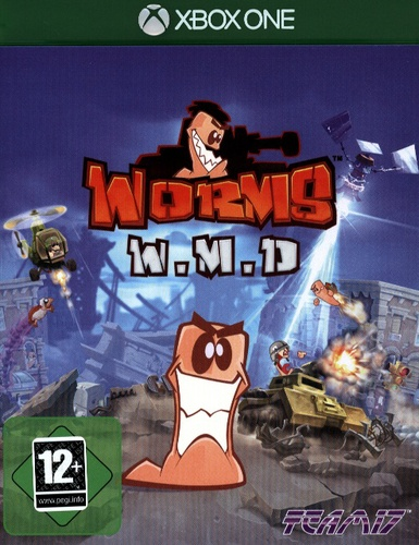 Worms Weapons of Mass Destruction [XONE]