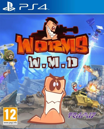 Worms WMD [PS4]