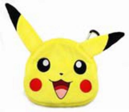 Plush Pouch Pokémon - Pikachu