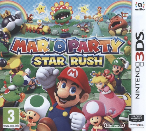 Mario Party - Star Rush