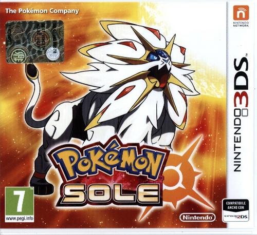 Pokémon Sole